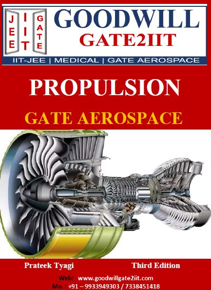 GATE AEROSPACE Study Material and Online Test Series - GOODWILL GATE2IIT